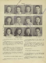Page 15, 1942 Edition, Rosedale High School - Mounty Marty Yearbook (Kansas City, KS) online yearbook collection