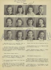 Page 16, 1942 Edition, Rosedale High School - Mounty Marty Yearbook (Kansas City, KS) online yearbook collection