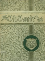 1944 Edition, Rosedale High School - Mounty Marty Yearbook (Kansas City, KS)