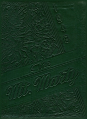 1946 Edition, Rosedale High School - Mounty Marty Yearbook (Kansas City, KS)