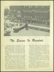 Page 10, 1946 Edition, Rosedale High School - Mounty Marty Yearbook (Kansas City, KS) online yearbook collection
