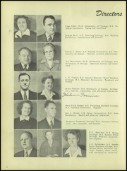 Page 12, 1946 Edition, Rosedale High School - Mounty Marty Yearbook (Kansas City, KS) online yearbook collection