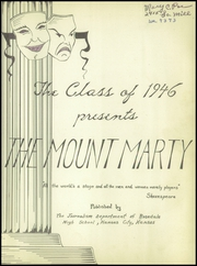 Page 7, 1946 Edition, Rosedale High School - Mounty Marty Yearbook (Kansas City, KS) online yearbook collection