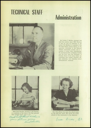 Page 10, 1949 Edition, Rosedale High School - Mounty Marty Yearbook (Kansas City, KS) online yearbook collection