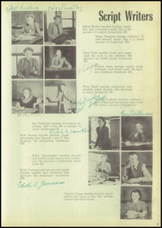 Page 13, 1949 Edition, Rosedale High School - Mounty Marty Yearbook (Kansas City, KS) online yearbook collection