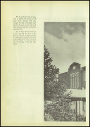 Page 8, 1949 Edition, Rosedale High School - Mounty Marty Yearbook (Kansas City, KS) online yearbook collection