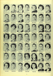 Page 14, 1951 Edition, Rosedale High School - Mounty Marty Yearbook (Kansas City, KS) online yearbook collection