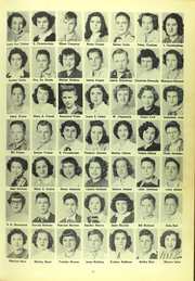 Page 17, 1951 Edition, Rosedale High School - Mounty Marty Yearbook (Kansas City, KS) online yearbook collection
