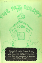 Page 5, 1951 Edition, Rosedale High School - Mounty Marty Yearbook (Kansas City, KS) online yearbook collection