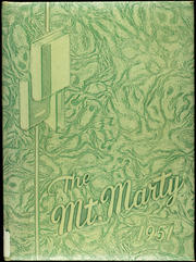 1952 Edition, Rosedale High School - Mounty Marty Yearbook (Kansas City, KS)