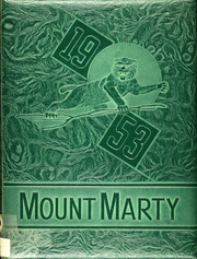 1954 Edition, Rosedale High School - Mounty Marty Yearbook (Kansas City, KS)