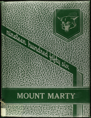 1956 Edition, Rosedale High School - Mounty Marty Yearbook (Kansas City, KS)
