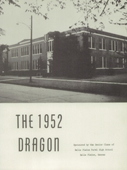 Page 5, 1952 Edition, Belle Plaine Rural High School - Dragon Yearbook (Belle Plaine, KS) online yearbook collection
