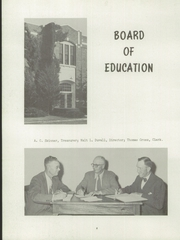 Page 6, 1952 Edition, Belle Plaine Rural High School - Dragon Yearbook (Belle Plaine, KS) online yearbook collection