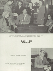 Page 7, 1952 Edition, Belle Plaine Rural High School - Dragon Yearbook (Belle Plaine, KS) online yearbook collection