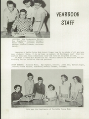 Page 8, 1952 Edition, Belle Plaine Rural High School - Dragon Yearbook (Belle Plaine, KS) online yearbook collection