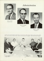 Page 10, 1964 Edition, Ellinwood High School - Eagle Yearbook (Ellinwood, KS) online yearbook collection