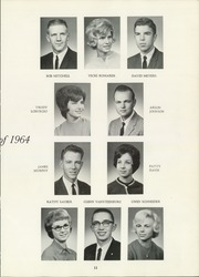 Page 15, 1964 Edition, Ellinwood High School - Eagle Yearbook (Ellinwood, KS) online yearbook collection