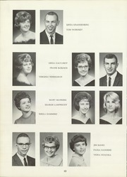 Page 16, 1964 Edition, Ellinwood High School - Eagle Yearbook (Ellinwood, KS) online yearbook collection