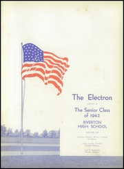 Page 7, 1942 Edition, Riverton High School - Electron Yearbook (Riverton, KS) online yearbook collection