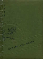 Page 1, 1954 Edition, Humboldt High School - Orange and Black Yearbook (Humboldt, KS) online yearbook collection