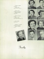 Page 10, 1954 Edition, Humboldt High School - Orange and Black Yearbook (Humboldt, KS) online yearbook collection