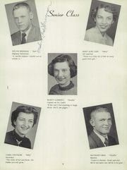 Page 13, 1954 Edition, Humboldt High School - Orange and Black Yearbook (Humboldt, KS) online yearbook collection