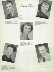 Page 14, 1954 Edition, Humboldt High School - Orange and Black Yearbook (Humboldt, KS) online yearbook collection
