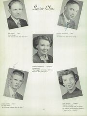Page 16, 1954 Edition, Humboldt High School - Orange and Black Yearbook (Humboldt, KS) online yearbook collection