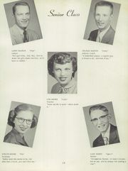 Page 17, 1954 Edition, Humboldt High School - Orange and Black Yearbook (Humboldt, KS) online yearbook collection