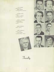 Page 9, 1954 Edition, Humboldt High School - Orange and Black Yearbook (Humboldt, KS) online yearbook collection