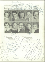 Page 9, 1956 Edition, Garnett High School - Bulldog Yearbook (Garnett, KS) online yearbook collection