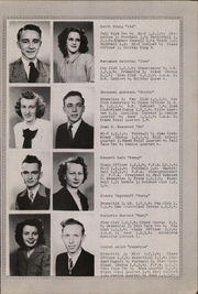 Page 13, 1948 Edition, Washington High School - Tiger Echoes Yearbook (Washington, KS) online yearbook collection