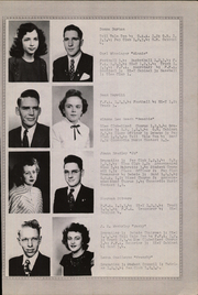 Page 15, 1948 Edition, Washington High School - Tiger Echoes Yearbook (Washington, KS) online yearbook collection