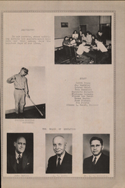 Page 7, 1948 Edition, Washington High School - Tiger Echoes Yearbook (Washington, KS) online yearbook collection