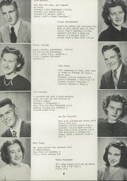 Page 10, 1949 Edition, Plainville High School - Cardinal Yearbook (Plainville, KS) online yearbook collection