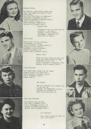 Page 11, 1949 Edition, Plainville High School - Cardinal Yearbook (Plainville, KS) online yearbook collection