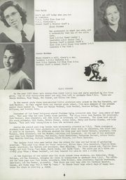 Page 12, 1949 Edition, Plainville High School - Cardinal Yearbook (Plainville, KS) online yearbook collection