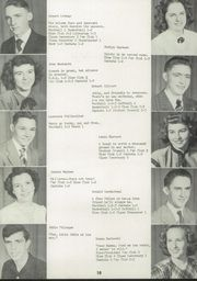 Page 14, 1949 Edition, Plainville High School - Cardinal Yearbook (Plainville, KS) online yearbook collection
