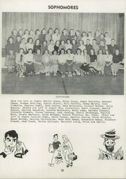 Page 16, 1949 Edition, Plainville High School - Cardinal Yearbook (Plainville, KS) online yearbook collection