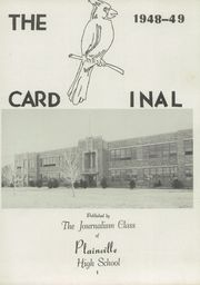 Page 5, 1949 Edition, Plainville High School - Cardinal Yearbook (Plainville, KS) online yearbook collection