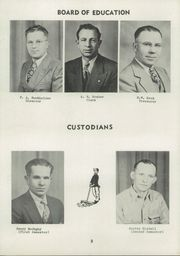 Page 6, 1949 Edition, Plainville High School - Cardinal Yearbook (Plainville, KS) online yearbook collection