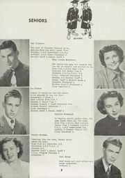 Page 9, 1949 Edition, Plainville High School - Cardinal Yearbook (Plainville, KS) online yearbook collection