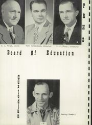 Page 10, 1951 Edition, Plainville High School - Cardinal Yearbook (Plainville, KS) online yearbook collection