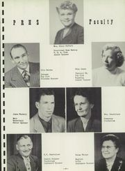 Page 11, 1951 Edition, Plainville High School - Cardinal Yearbook (Plainville, KS) online yearbook collection