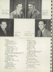 Page 12, 1951 Edition, Plainville High School - Cardinal Yearbook (Plainville, KS) online yearbook collection