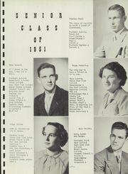 Page 13, 1951 Edition, Plainville High School - Cardinal Yearbook (Plainville, KS) online yearbook collection