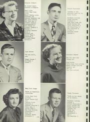 Page 14, 1951 Edition, Plainville High School - Cardinal Yearbook (Plainville, KS) online yearbook collection