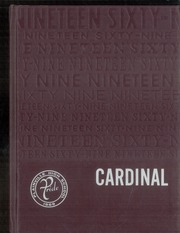 1969 Edition, Plainville High School - Cardinal Yearbook (Plainville, KS)