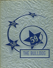1959 Edition, Douglass High School - Bulldog Yearbook (Douglass, KS)
